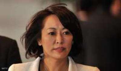 صورة امرأة لمنصب وزير الدفاع في اليابان