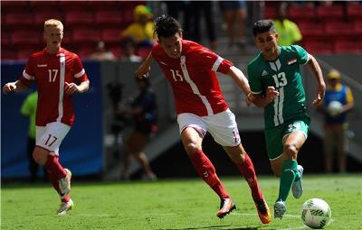 صورة تعادل سلبي للبرازيل أمام جنوب أفريقيا والعراق امام الدانمارك