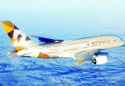 """صورة رحلات أضافية لشركة """" الاتحاد للطيران """" إلى أستراليا"""