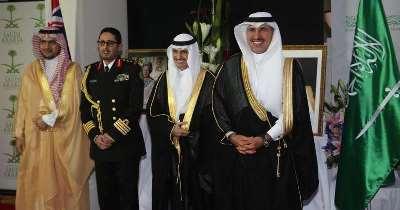 صورة السفير السعودي في كانبيرا : المملكة ستبقى وجهة استثمار جذابة للمستثمرين الاستراليين والأجانب بشكل عام