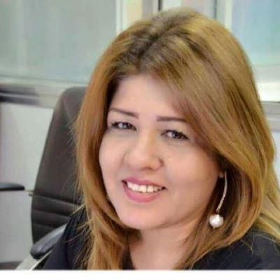 صورة اختطاف الصحفية أفراح شوقي من منزلها ببغداد