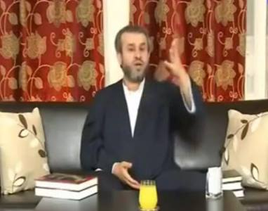 صورة عرفان مزيف .. متى تنتهي الرحلة الحجتية للشيخ ( ابو هدى الغزي )… !