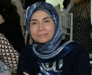 أول وزيرة محجبة في لبنان