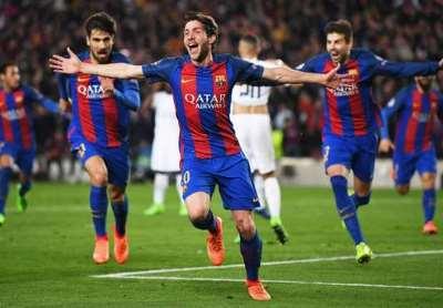 Photo of برشلونة يدخل التاريخ الرياضي من أوسع ابوابه