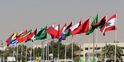 صورة روسيا  وشخصيات دولية تشارك في مؤتمر القمة العربية بعمان