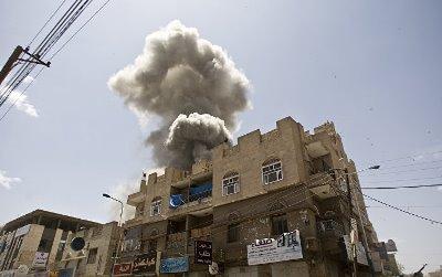 صورة بعد عامين من الحرب 19 مليون يمني بحاجة الى مساعدات انسانية