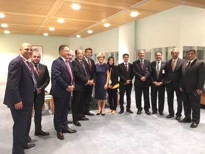 صورة مؤسسة فيتا تسعى للتعاون بين استراليا والدول العربية