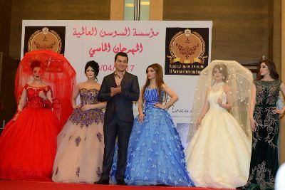 """صورة أربيل تحتضن مهرجان """"الماسي""""بحضور عدد من ملكات الجمال"""