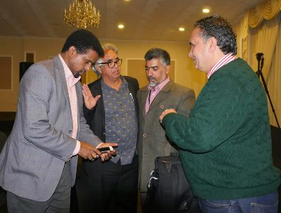 Photo of جمعية السينمائيين العراقيين الاستراليين في ملبورن تستضيف الفنان هادي ماهود