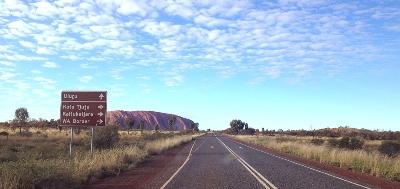 صورة الرحلة الى وسط استراليا لزيارة الصخرة المقدسة Uluru/ الجزء السادس