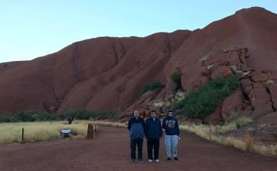 صورة الرحلة إلى وسط أستراليا لزيارة الصخرة المقدسة Uluru/ الجزء الخامس