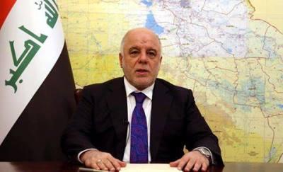 """Photo of العبادي : يتوعد بملاحقة آخر """"داعشي"""" في العراق"""
