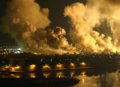 صورة جنرال عراقي متقاعد : الامريكان لم يغزوا العراق الا بعد ان تأكدوا من انهاك جيشه