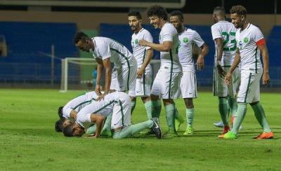 صورة لحسم بطاقة التأهل الاولمبي العراقي يلتقي السعودية الأحد