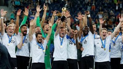 Photo of المانيا تحرز لقب كأس القارات لكرة القدم