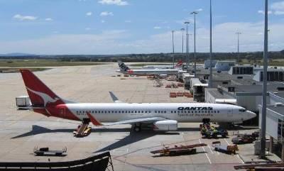 صورة شركة كوانتاس الاسترالية للطيران : استئناف الرحلات الجوية ابتداء من 31 تشرين الاول أكتوبر