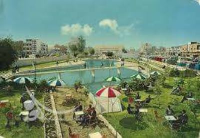 صورة الحدائق والمتنزهات  متنفس للبغداديين