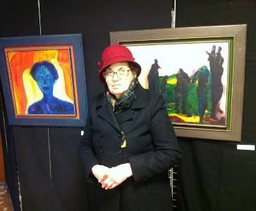 صورة وداعاً زهرة المغرب …الكاتبة المغربية زهرة زيراوي في فردوسها البعيد