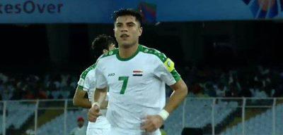 صورة العراق يفوز على تشيلي بثلاثية نظيفة في مونديال الناشئين