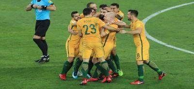 صورة أستراليا تهزمهندوراس بثلاثية وتتأهل إلى مونديال روسيا