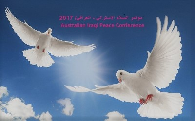 صورة ملبورن تستضيف مؤتمر السلام الاسترالي – العراقي  الشهر الحالي