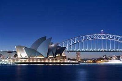 صورة – أحبك استراليا- نص شعري للشاعر وديع شامخ