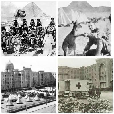 صورة في أستراليا أسماء مدن مصرية ونصب تذكارى لمدينة العلمين؟
