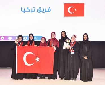 Photo of تركيا تحرز  لقب البطولة الدولية الرابعة لمناظرات المدارس باللغة العربية بقطر