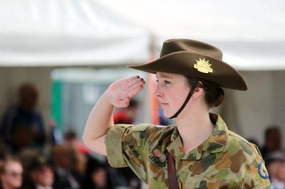 صورة أستراليا ونيوزيلندا تحيي ذكرى  وفاة الجنود الاستراليين والنيوزيلنديين في معركة غاليبولي