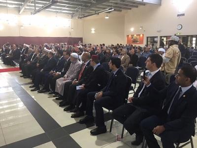 Photo of بتمويل كويتي أفتتاح مسجد ومركز صباح الاحمد للدراسات الاسلامية في كانبرا