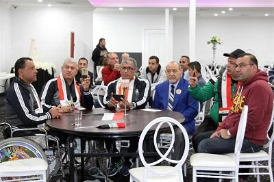 صورة سدني تحتفل بالرياضيين الرواد في العراق