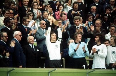 صورة في مثل هذا االيوم ألمانيا تحرز لقب مونديال 74
