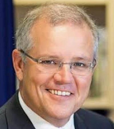 Photo of سكوتمورسن يفوز بزعامة حزب الاحرار ويصبح رئيسا لوزراء استراليا