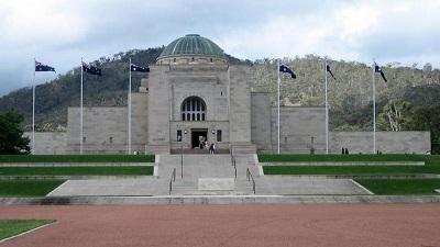 صورة أستراليا تحتفل بالذكرى المئوية لنهاية الحرب العالمية الاولى