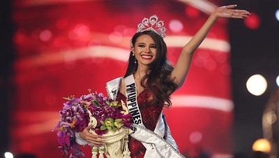 صورة أسترالية من أصول فلبينية  تفوز بلقب ملكة جمال العالم  لعام 2018