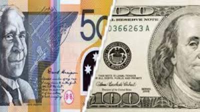 صورة استمرارتراجع الدولار الاسترالي امام الدولار الامريكي