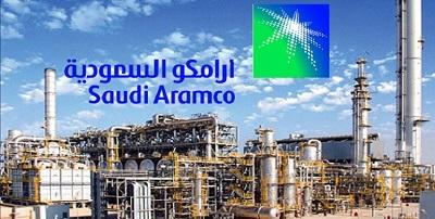 صورة شركة أرامكو السعودية في الأسواق المالية العالمية
