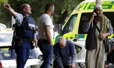 صورة مجزرة نيوزلندا منظومة متقدمة في الإرهاب الأسود