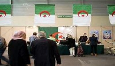 صورة تأجيل الإنتخابات الرئاسية الجزائرية مع مراعاة المصالح الإقتصادية الفرنسية