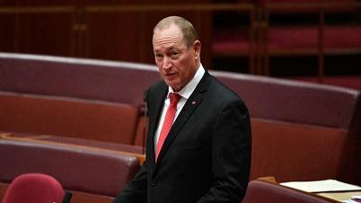 صورة مجلس الشيوخ الأسترالي يصدر مذكرة توبيخ للسناتور المستقل فريزر أنينغ