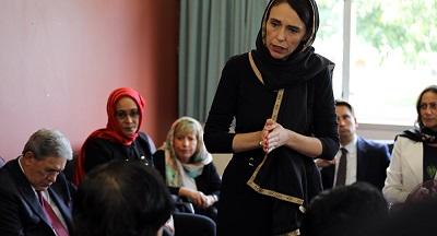 صورة المطالبة بمنح رئيسة وزراء نيوزلندا جائزة نوبل للسلام