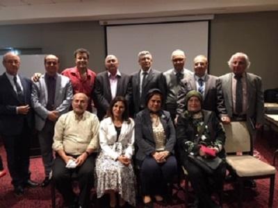 صورة الصالون الثقافي يكرم نخبة من المبدعين العراقيين والعرب في استراليا