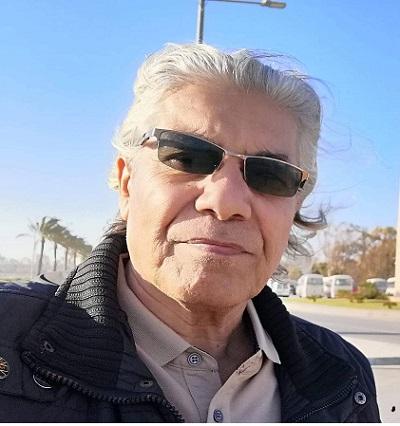 صورة الاعلامي والمسرحي العراقي عبد الكريم العامري:بعض إدارات القنوات لا تعي دورها المجتمعي الإعلامي