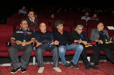 صورة بدء التحضيرات لمهرجان البصرة السينمائي الدولي في محافظة البصرة