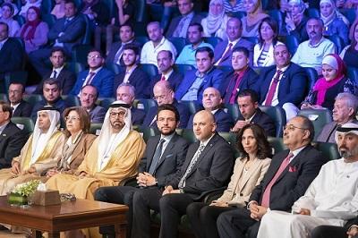 صورة شراكة  اماراتية اردنية لأطلاق مبادرة مليون مبرمج أردني