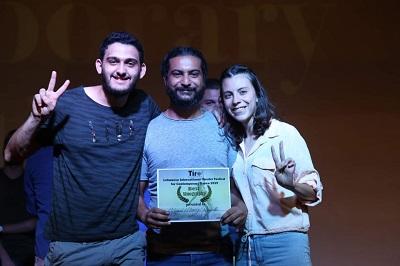 صورة مسرحية (ما بعد الموت) للمخرج العراقي محمد العامري تحصد جائزة أفضل سينوغرافيا بمهرجان لبنان المسرحي الدولي للرقص المعاصر