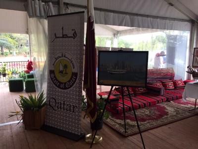 Photo of سفارة  قطر في كانبيرا تشارك في معرض نوافذ على العالم 2019