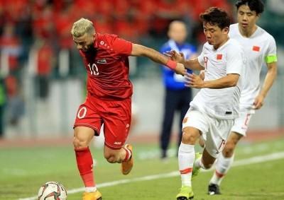 صورة في التصفيات الأسيوية العراق يلتقي البحرين وسوريا تسعى للفوز الخامس امام الفلبين