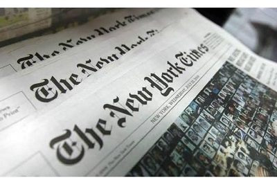 صورة صحيفة أمريكية تنشر وثائق تكشف الدور الايراني في العراق