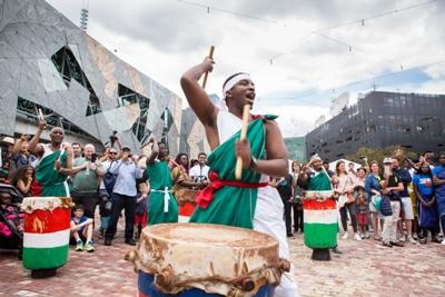 Photo of أكبر مهرجان للموسيقى والثقافة الأفريقية في مدينة ملبورن الأسترالية